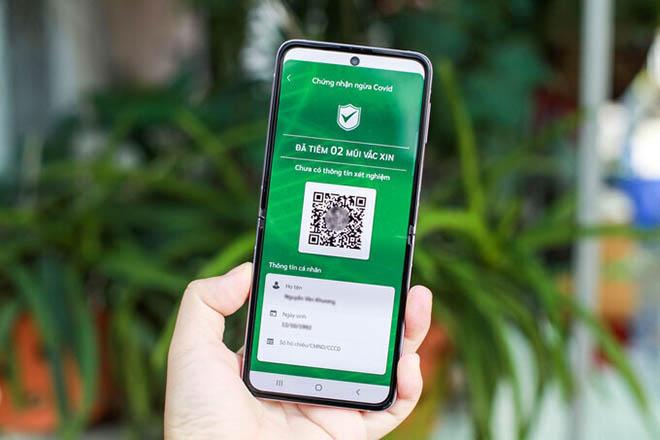 Quy định rõ 'người có app xanh được di chuyển'