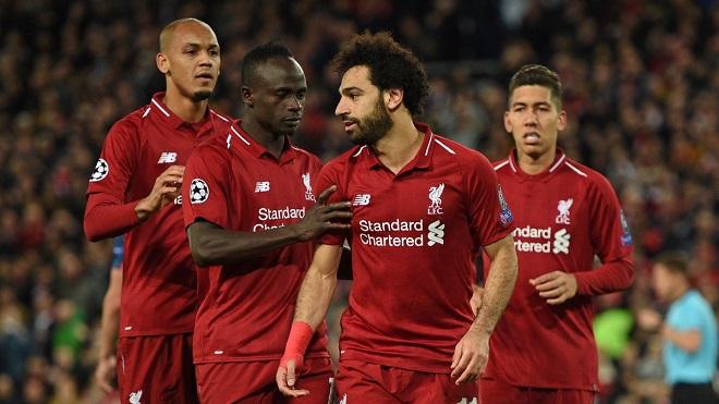 Cúp C1 sáng nay (25/10): Đinh ba của Liverpool thăng hoa. Dortmund đè bẹp Atletico 4-0