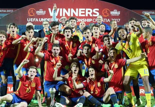 U17 Tây Ban Nha