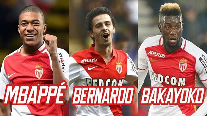 Bị cả châu Âu xâu xé, AS Monaco có thể mất loạt trụ cột trị giá 300 triệu bảng