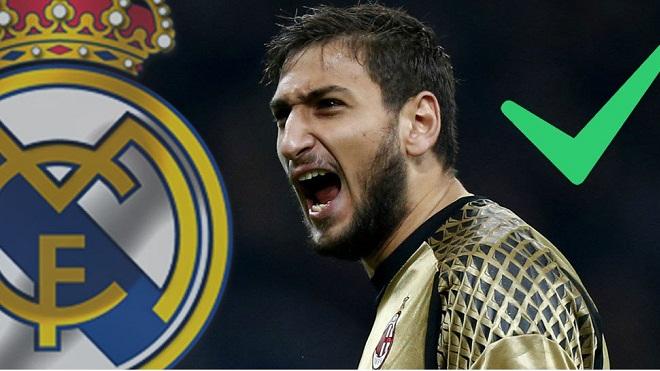 CẬP NHẬT tối 16/6: Real chi 30 triệu cho Donnarumma. Verratti đồng ý sang Barca. Mourinho ngắm tiền vệ của Barca