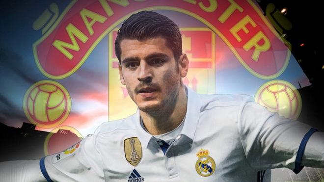 Thêm bằng chứng Alvaro Morata sẽ gia nhập Man United