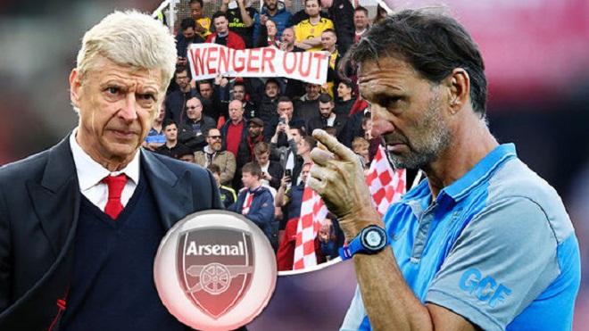 Học trò tin Wenger sẽ kết thúc ở Arsenal trong thất bại