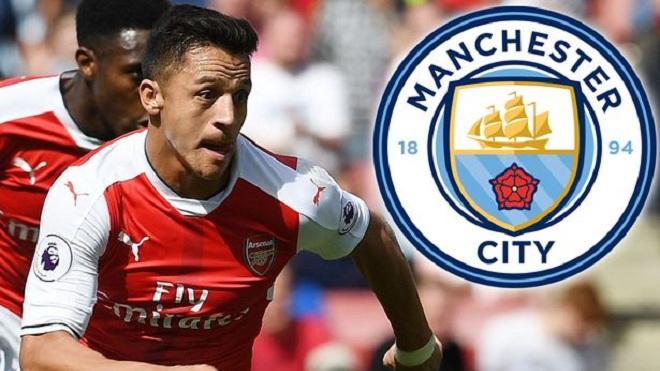 Sanchez sắp cập bến Man City, không phải Bayern Munich