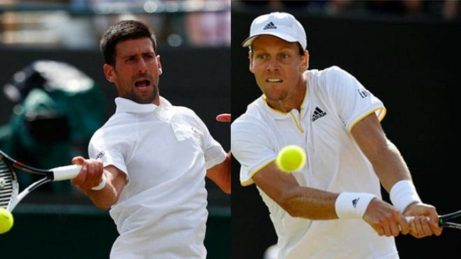 Lịch thi đấu Wimbledon ngày 12/7: Djokovic, Murray, Federer ra sân ở Tứ kết