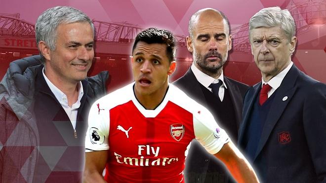 Không phải Pep Guardiola, Mourinho mới là HLV hoàn hảo cho Sanchez