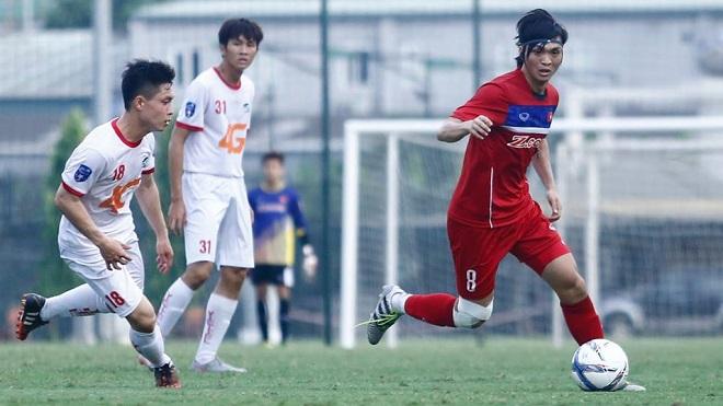 U22 Việt Nam 1-0 Các Ngôi sao K-League: Văn Toàn ghi bàn, U22 Việt Nam nhẹ nhàng giành chiến thắng