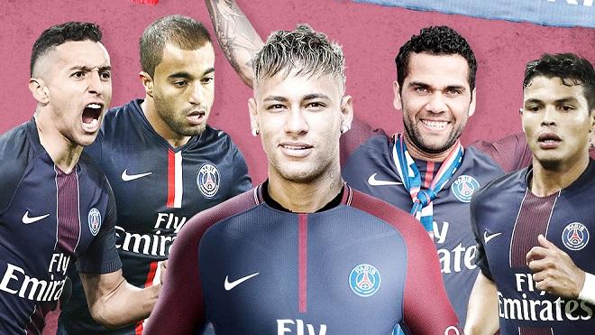 CẬP NHẬT tối 29/7: Neymar nhận lương 27 triệu bảng/mùa ở PSG. M.U phải chi 22 triệu bảng cho sao trẻ Bỉ