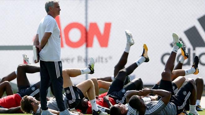 Tiết lộ đội hình mạnh nhất của Man United sẽ 'chiến' với LA Galaxy