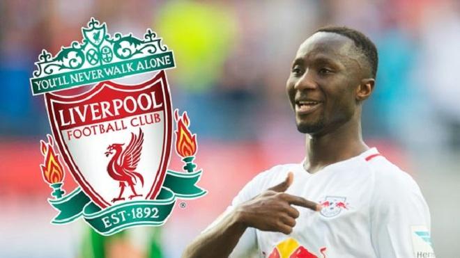 Liverpool mua Naby Keita với giá kỉ lục, hôm nay kiểm tra y tế, Hè 2018... mới đến