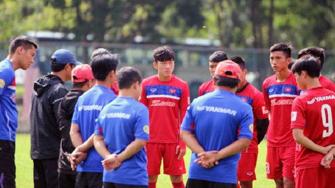 U22 Việt Nam 4-1 U22 Campuchia: Công Phượng lập cú đúp. U22 Việt Nam thắng trận thứ 2 liên tiếp