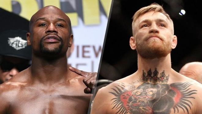 Link xem TRỰC TIẾP trận đấu boxing Floyd Mayweather - Conor McGregor (10h00, 27/8)