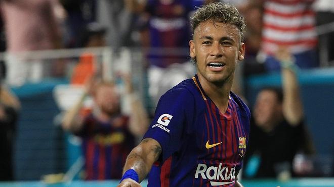 NÓNG: Neymar được Barca cho nghỉ tập, đã chào đồng đội để sang PSG