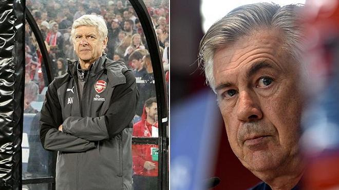 CẬP NHẬT tối 30/9: Rashford sẽ ghi 25 bàn/mùa. Ancelotti sẵn sàng thay Wenger. Cavani muốn rời PSG