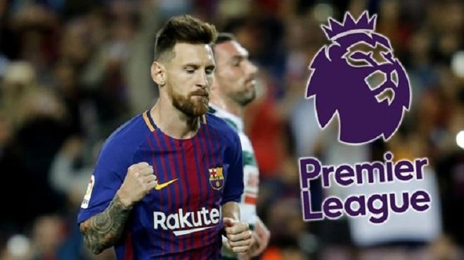 Barca có thể đối đầu M.U ở... Premier League