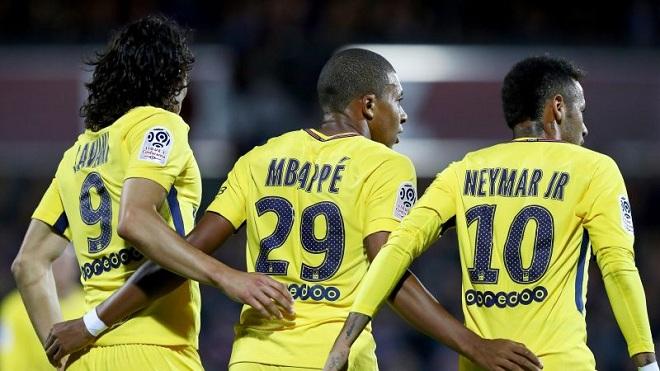 Mbappe, Neymar cùng ghi bàn và kiến tạo, PSG hủy diệt Metz 5-1