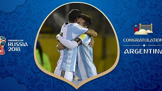 Cái kết đầy KỊCH TÍNH của vòng loại World Cup khu vực Nam Mỹ