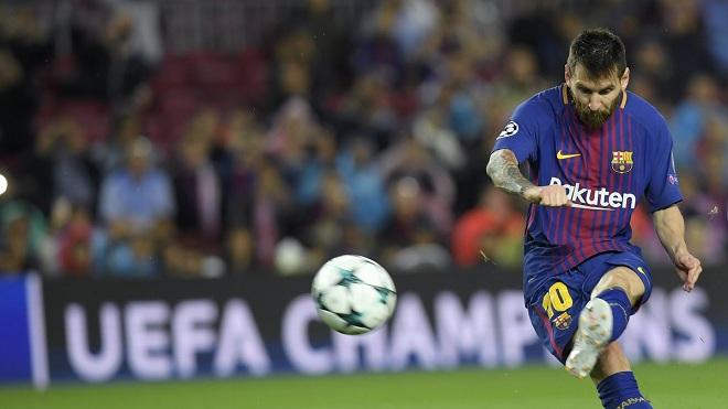 Video clip highlights bàn thắng trận Barcelona 3-1 Olympiacos