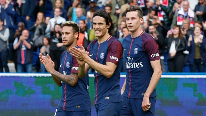 Video clip highlights bàn thắng trận PSG 6-2 Bordeaux