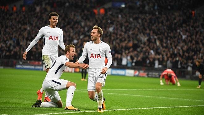 Video clip highlights bàn thắng trận Tottenham 3-1 Real Madrid