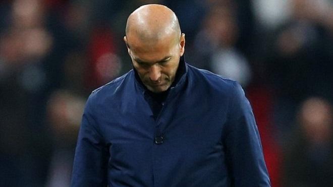 Zinedine Zidane: 'Tệ hại nhưng Real Madrid chưa khủng hoảng. Tottenham đủ sức vô địch'