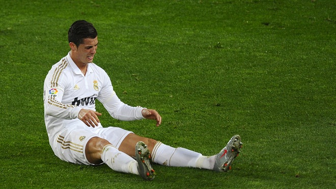 7 lần Ronaldo nổi cơn thịnh nộ vì những lí do TRỜI ƠI ĐẤT HỠI