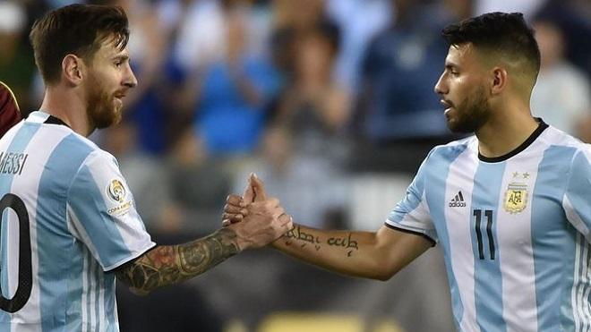 CHUYỂN NHƯỢNG 5/11: Messi khuyên Aguero từ chối Real. Lộ nguyên nhân M.U ngó lơ Oezil