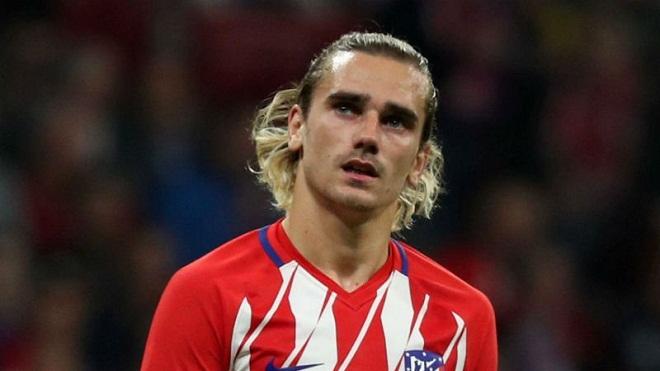 CHUYỂN NHƯỢNG 17/11: Man City tranh Griezmann với M.U. Vì Real, Dele Alli từ chối Barca