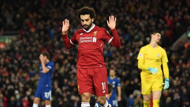 Video clip highlights bàn thắng trận Liverpool 1-1 Chelsea