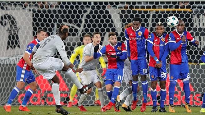 ĐIỂM NHẤN Basel 1-0 M.U: Quá phụ thuộc Pogba. Fellaini vẫn rất quan trọng. Rojo trở lại ấn tượng