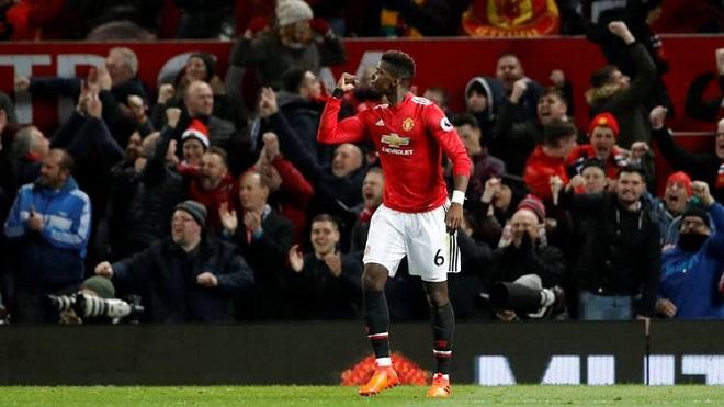 'M.U là đội bóng một người, hóa tầm thường khi vắng Paul Pogba'