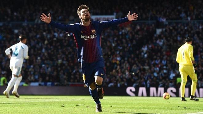 Ghi bàn ở 'Kinh điển', Messi xô đổ kỷ lục của huyền thoại người Đức