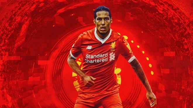CHÍNH THỨC: Liverpool mua Van Dijk với giá sốc cao kỷ lục thế giới 75 triệu bảng