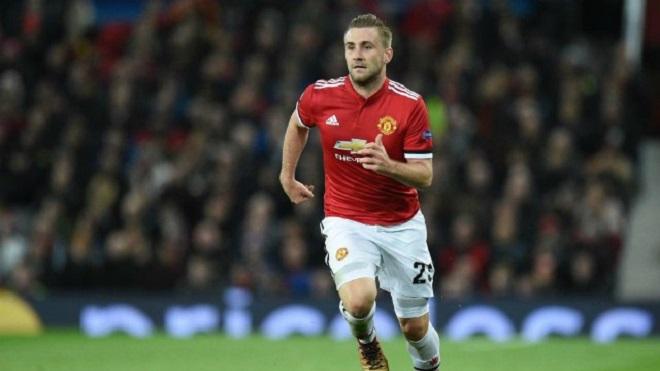 Luke Shaw được bầu là Cầu thủ hay nhất trận, Mourinho nói gì?