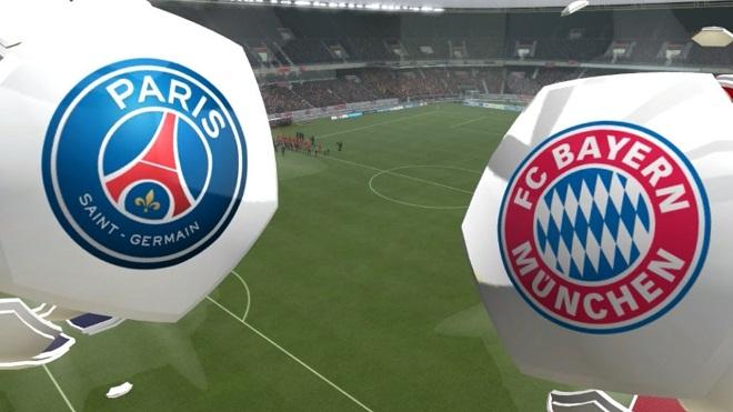 Link xem trực tiếp trận Bayern Munich - PSG (02h45, ngày 6/12)