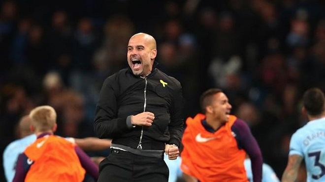 Guardiola san bằng thành tích của Conte, lần thứ 3 liên tiếp hay nhất Premier League