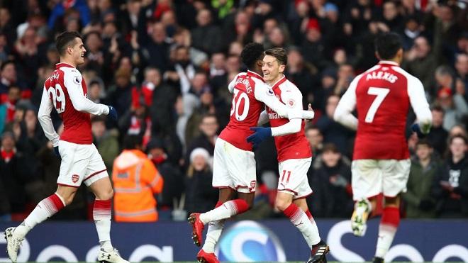 ĐIỂM NHẤN Arsenal 1-0 Newcastle: Khoảnh khắc của Oezil. 'Pháo thủ' lấy lại cảm hứng