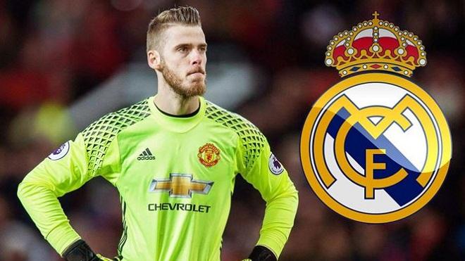 Tin HOT M.U 1/12: De Gea gieo sầu cho Real Madrid. Wenger hy vọng M.U đá tấn công