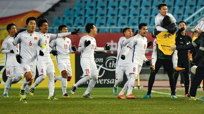 Video bàn thắng U23 Việt Nam 2-2 (penalty 4-3) U23 Qatar