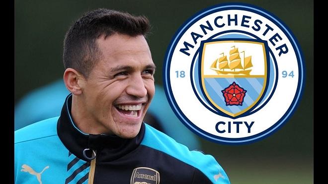 Man City bất ngờ quay lại vụ Sanchez, muốn lật kèo M.U