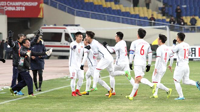 U23 Việt Nam 0-0 U23 Syria: Giành vé vào Tứ kết gặp Iraq, U23 Việt Nam đã làm nên lịch sử