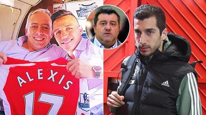 Đổi chỗ với Sanchez là lối thoát cho Mkhitaryan