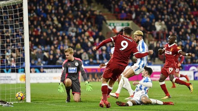 Video clip highlights bàn thắng trận Huddersfield 0-3 Liverpool: Xây chắc Top 4