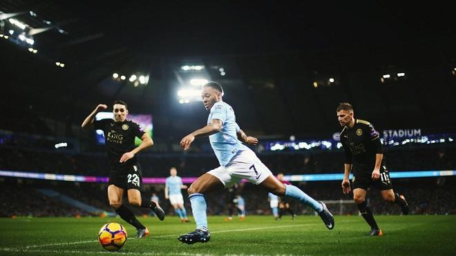 Video bàn thắng trận Man City 5-1 Leicester: Siêu Aguero lại rực sáng