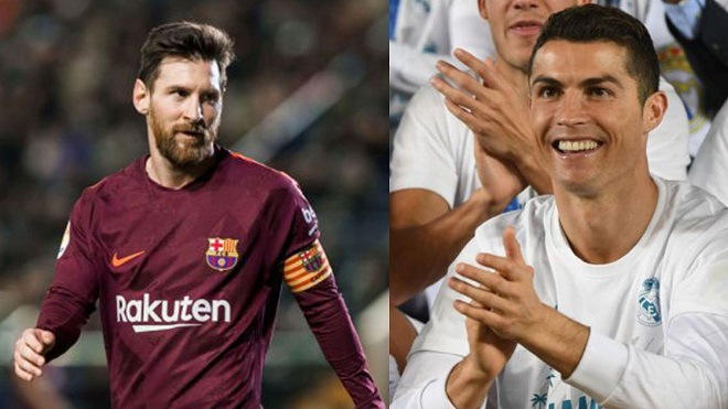 CẬP NHẬT tin tối 12/2: 'Ronaldo đặc biệt, nhưng Messi đến từ hành tinh khác'. M.U dứt điểm quá tệ