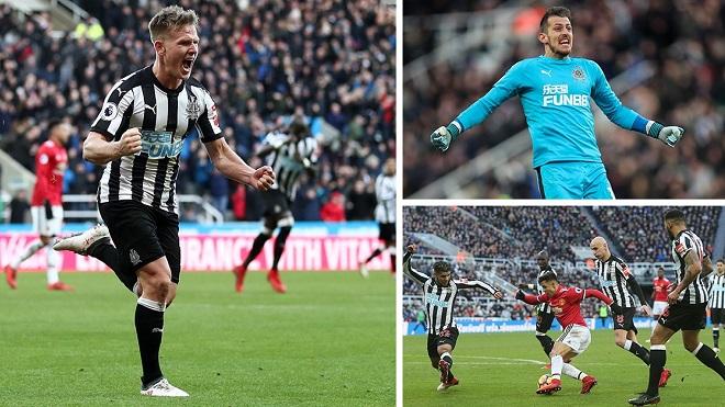 ĐIỂM NHẤN Newcastle 1-0 M.U: Có Sanchez, Quỷ đỏ vẫn tệ. Benitez là khắc tinh của Mourinho