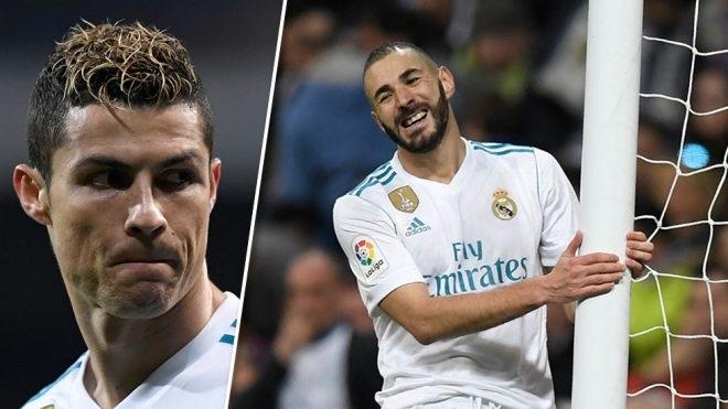 Ronaldo đáng phục với hành động phản đối CĐV Real Madrid la ó Benzema
