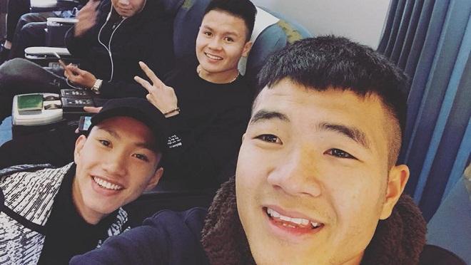 CẬP NHẬT tin tối 2/2: Quang Hải được vinh danh. U23 Việt Nam có mặt ở TP.HCM