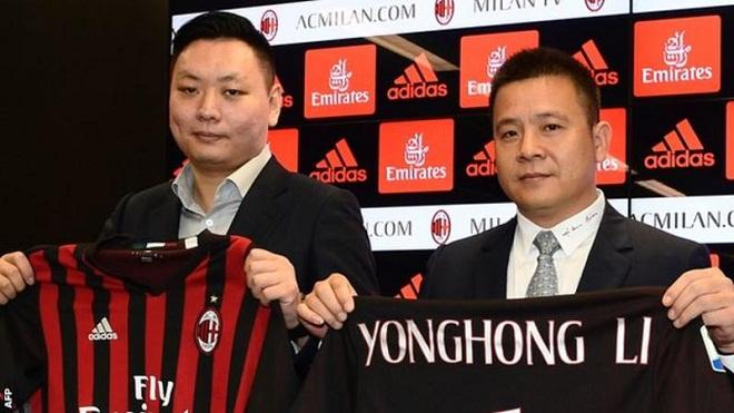 Tin ông chủ Milan phá sản, phải rao bán CLB là bịa đặt