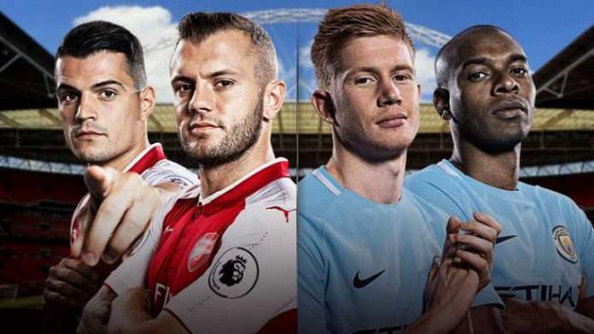 Link sopcast xem trực tiếp Arsenal vs Man City - Chung kết Cúp Liên đoàn Anh